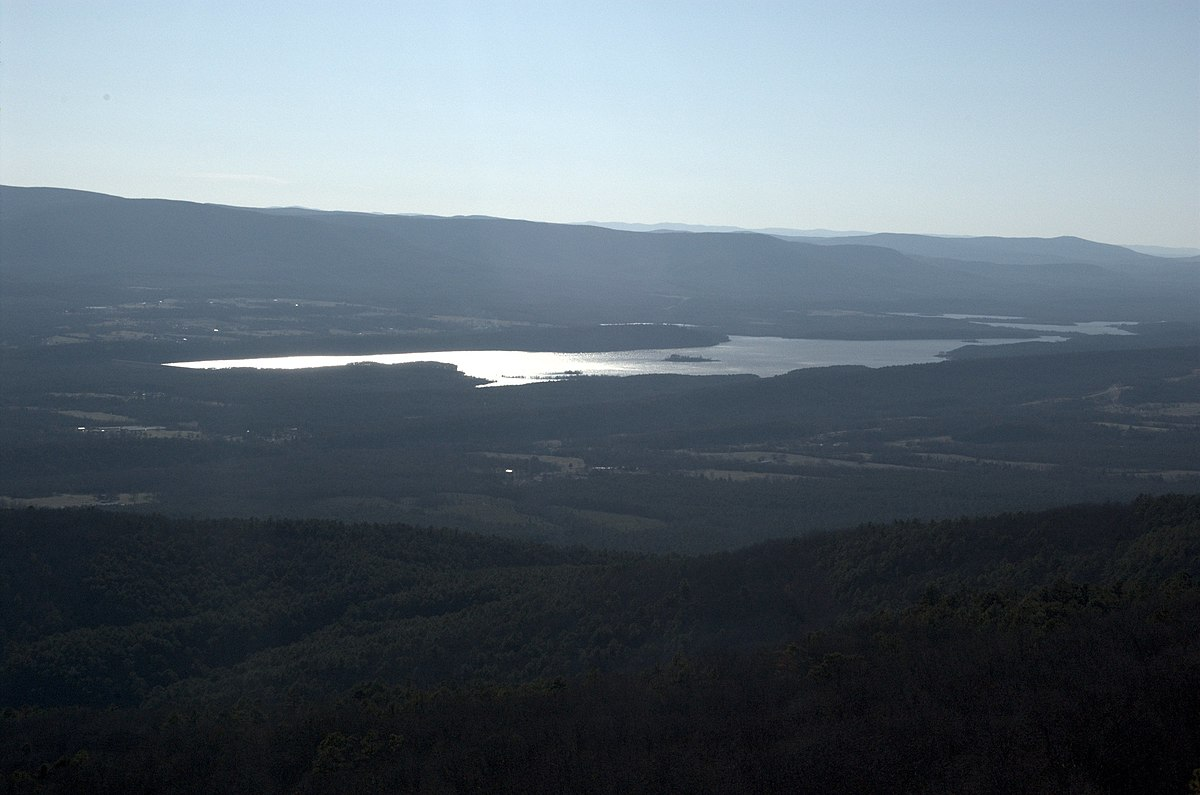 List of lakes in Yell County, Arkansas - Wikipedia