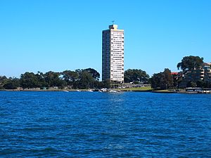 McMahons Point - Blues Point Tower