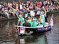 Boat 45 Make America Gay Again, Canal Parade Amsterdam 2017 foto 4.JPG