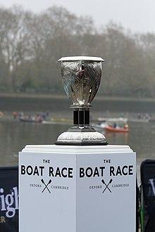 Naisten 2019 Boat Race -pokaali