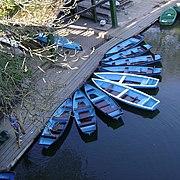 Boats, River Avon, Warwick - geograph.org.uk - 1251300.jpg