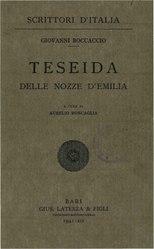 Giovanni Boccaccio: Teseida