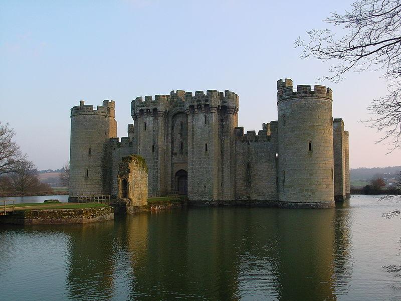 Bodiam Castle 08