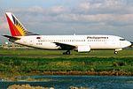 Boeing 737-3Y0, Philippine Airlines AN0232044.jpg