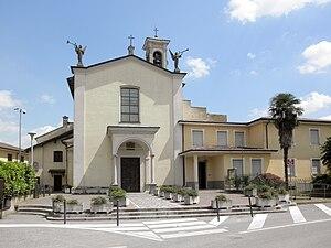 Boffalora d'Adda - The parish church