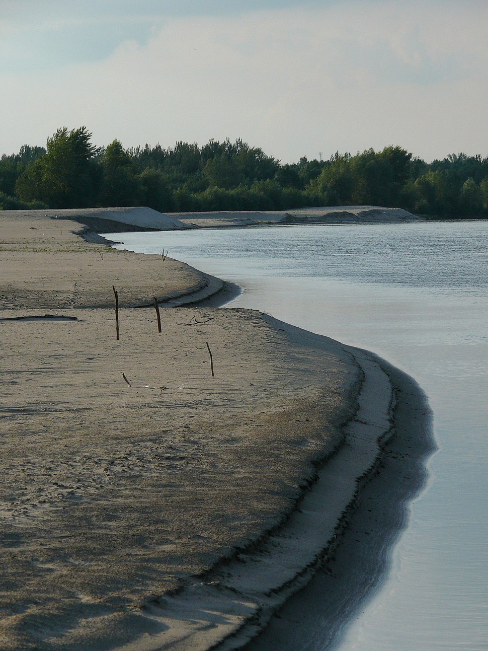 Boiska-brzeg Wisły