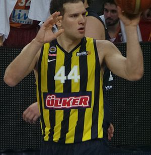 Bojan Bogdanović - Bogdanović with Fenerbahçe
