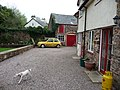 Bolham , House, Dog and Gravel - geograph.org.uk - 1261317.jpg