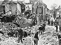 Bomb damage Canterbury 1940.jpg