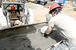 Bond Beam Work at Gabriela Mistral School Construction Site 150622-F-LP903-668.jpg