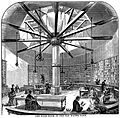 Book Room in the Old Water Tank, Chicago, 1873.jpg