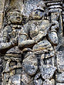 Borobudur - Lalitavistara - 025 S, The Portents before the Bodhisattva's Birth (detail 1) (11247545416).jpg