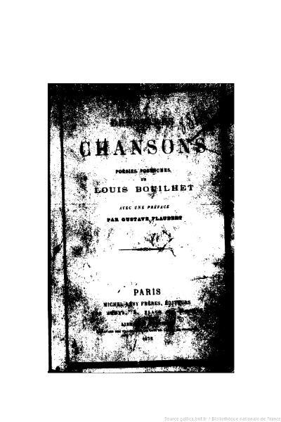 File:Bouilhet - Dernières chansons.djvu