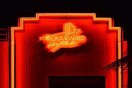 Boulevard Hotel (Neon sign), Miami Beach.jpg
