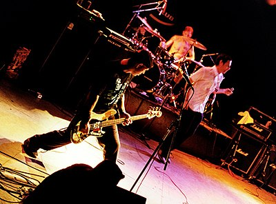 Picture of a band or musician: The Bouncing Souls