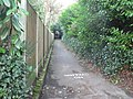 Bournemouth, higher footpath to Branksome Wood Road - geograph.org.uk - 670348.jpg