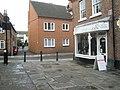 Boutique in Crane Street - geograph.org.uk - 1559143.jpg