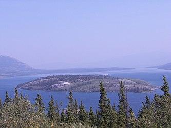 Bove Island, Tagish Lake, Yukon 3.jpg