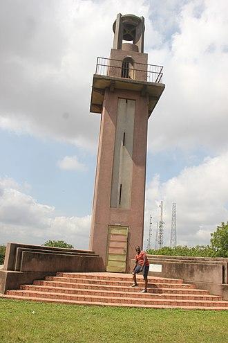 Ibadan - Bower Memorial Tower