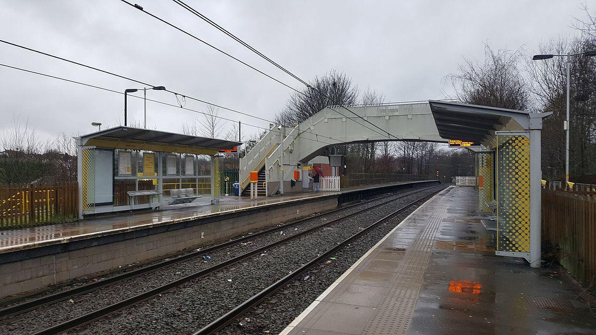 Bowker Vale Tram Stop