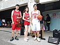 Boy, Lily Cao and Dabao Lin 20200704a.jpg