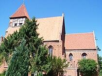 Brandshagen, Nordvorpommern, Dorfkirche Ansicht 2 (2008-07-29).JPG