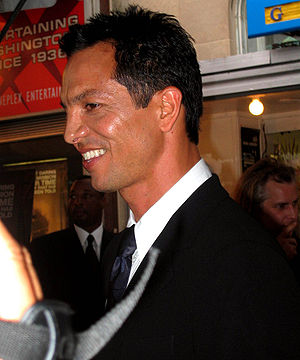 Benjamin Bratt at the premiere of The Great Ra...