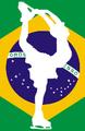 Brazil figure skater pictogram.png