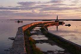 Breakwater on Lake Onega.JPG