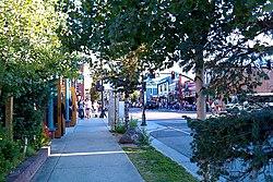 Main Street a Breckenridge