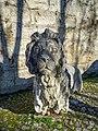 Brescia Castello leone sinistro Domenico Ghidoni.jpg