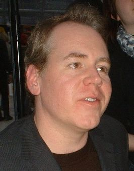 Bret Easton Ellis op de Buchmesse in Leipzig, 18.03.2006