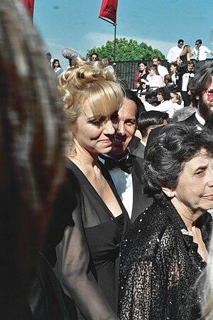 Brett Butler (actress) - Brett Butler at the 1994 Emmy Awards