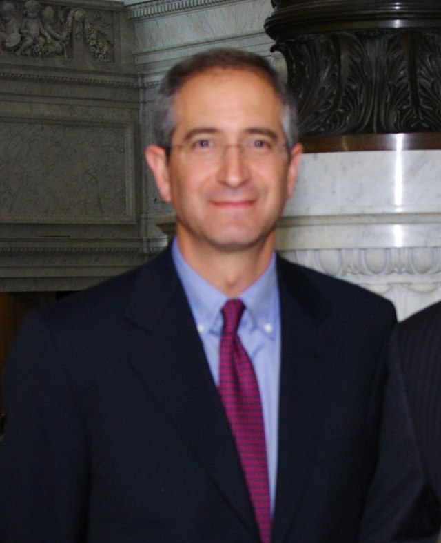 From commons.wikimedia.org: Brian Roberts Comcast CEO {MID-278480}