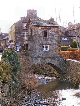 Bridge House, Ambleside - geograph.org.uk - 1733267