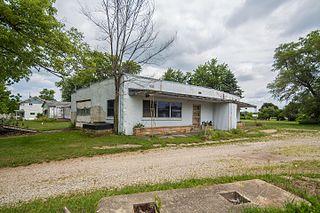 Brimfield, Indiana Unincorporated community in Indiana, United States