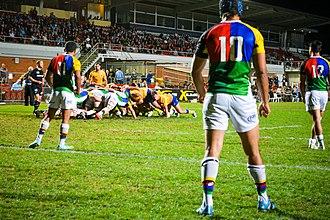 Sydney Rays - Image: Brisbane City versus North Harbour Rays NRC Round 8 (3)