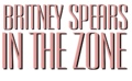 Britney Spears - In the Zone Logo.png