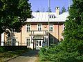 Britska legace (ambasada) v Cetinji, dnes narodni knihovna.jpg