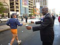Broad Street Run with Dwight Evans and Gov. Ed Rendell (486533535).jpg