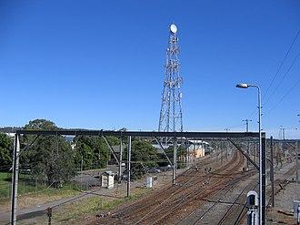 Australian Rail Track Corporation - ARTC Central Traffic Control at Broadmeadow