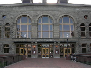 Seattle Central College - Seattle Central's Broadway Performance Hall
