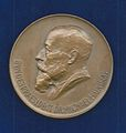 Bronze Medal of Michael Hainisch, President of Austria 1920 (ND).jpg