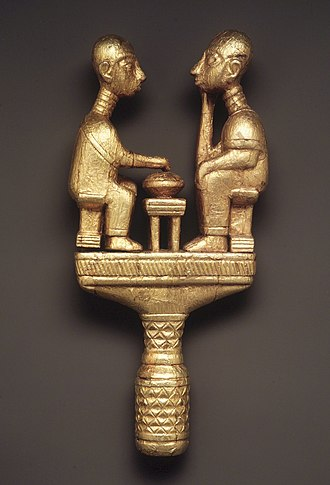 Akan people - Image: Brooklyn Museum 1993.182.3 Staff Finial