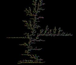 diffusionlimited aggregation wikipedia