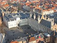 Bruges De Burg