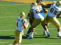 Bruins on offense at UCLA at Cal 2010-10-09 34.JPG