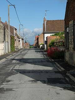 Brunémont Commune in Hauts-de-France, France