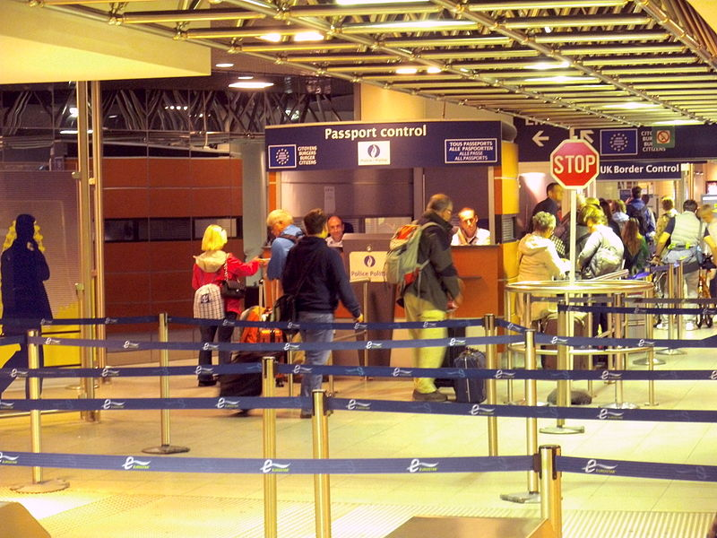 File:Bruxelles-Midi-Eurostar-Check-in-and-Passport-Control03.JPG