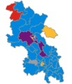 Buckinghamshire County Council elections